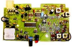 Genie Intellicode Internal Receiver 20437r S 34375r