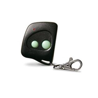 Linear Delta 3 Garage Door Opener Key Chain Mini Remote