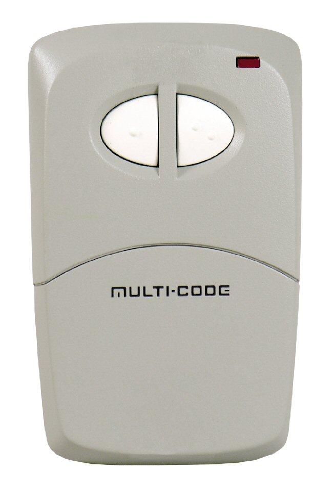 Multicode 4120 Gate Or Garage Door Opener Remote