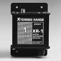 Industrial and Commercial XTended Range Wireless Receivers & Transmitters